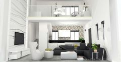 Μελέτη Διακόσμησης εξοχικής κατοικίας στα Επτάνησα!